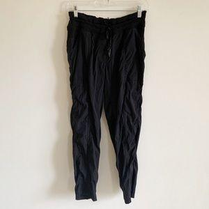 Lululemon Athletica Black Pants w/ Draw String
